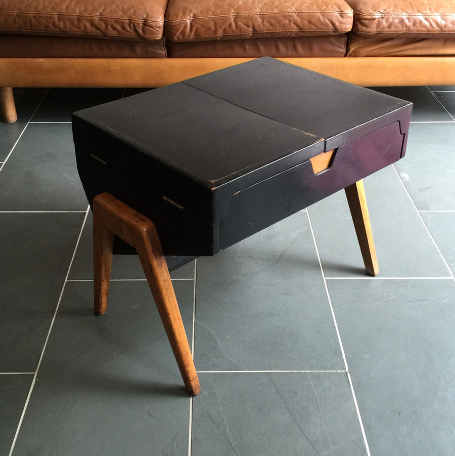Mid Century Drinks Serving Table