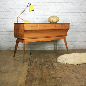 Vintage Alfred Cox Chest of Drawers / Dressing Table