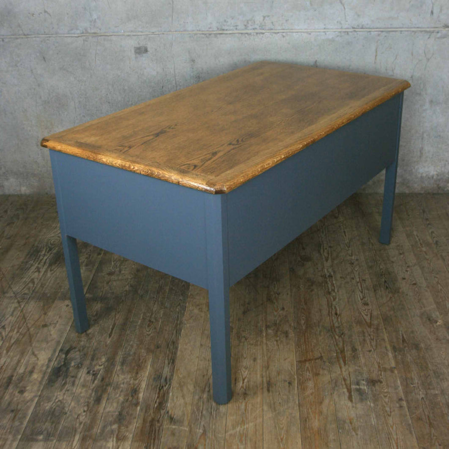 vintage_oak_farrow_&_ball_abbess_school_teacher_desk.11