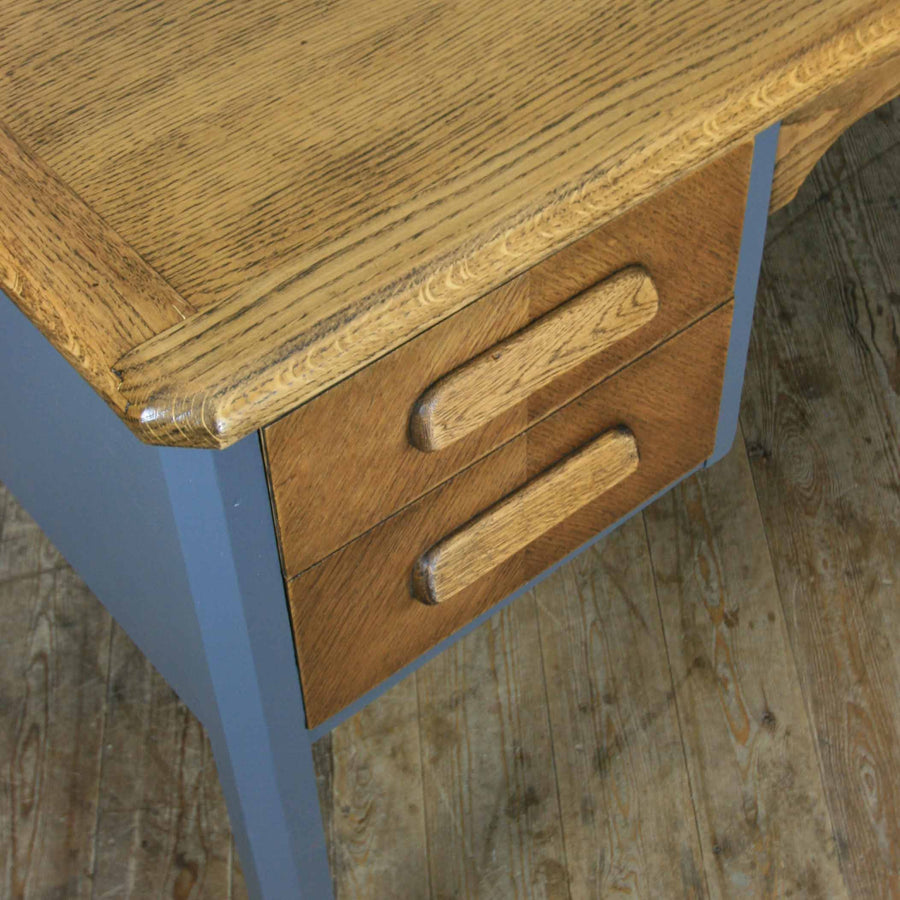 vintage_oak_farrow_&_ball_abbess_school_teacher_desk.6