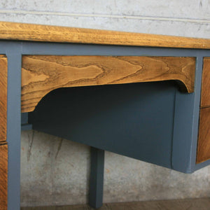 vintage_oak_farrow_&_ball_abbess_school_teacher_desk.9