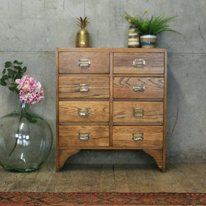 vintage_oak_mid_century_school_drawers