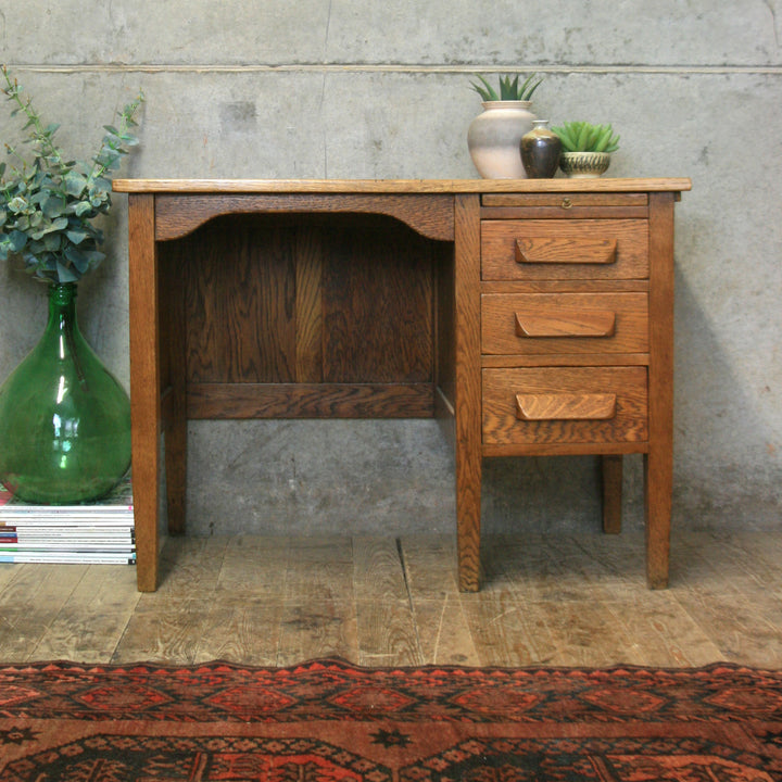 vintage_oak_rustic_childs_school_desk