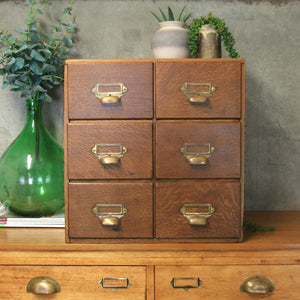 vintage_oak_rustic_filing_drawers_wine_storage