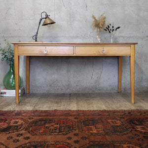 Vintage School Table / Desk - 2304d