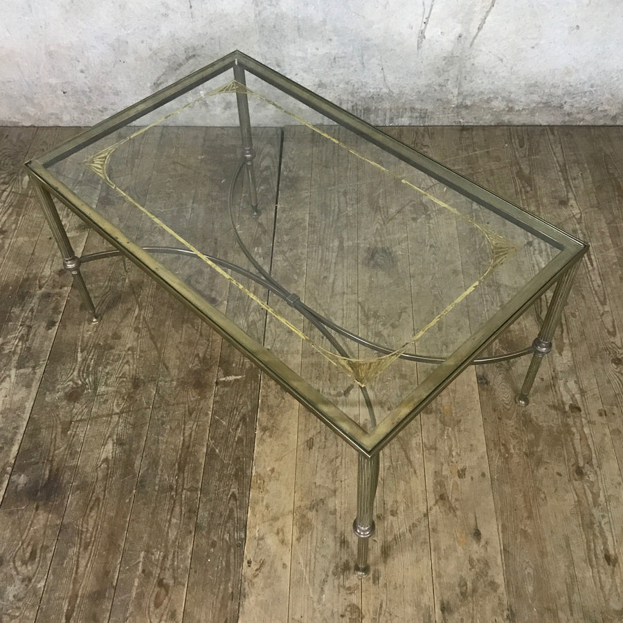 vintage_regency_hollywood_mid_century_brass_coffee_table
