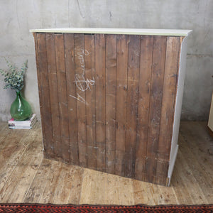 vintage_rustic_painted_housekeepers_linen_cupboard