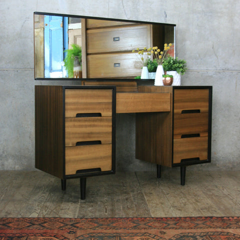 Mid Century Stag Dressing Table / Desk