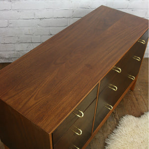 Vintage Stag Chest of Drawers