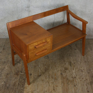 vintage_teak_chippy_heath_telephone_seat_table.4