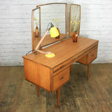 Vintage Teak Dressing Table