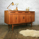 *For Archie* Vintage G Plan Fresco Teak Sideboard inc. delivery to Southampton