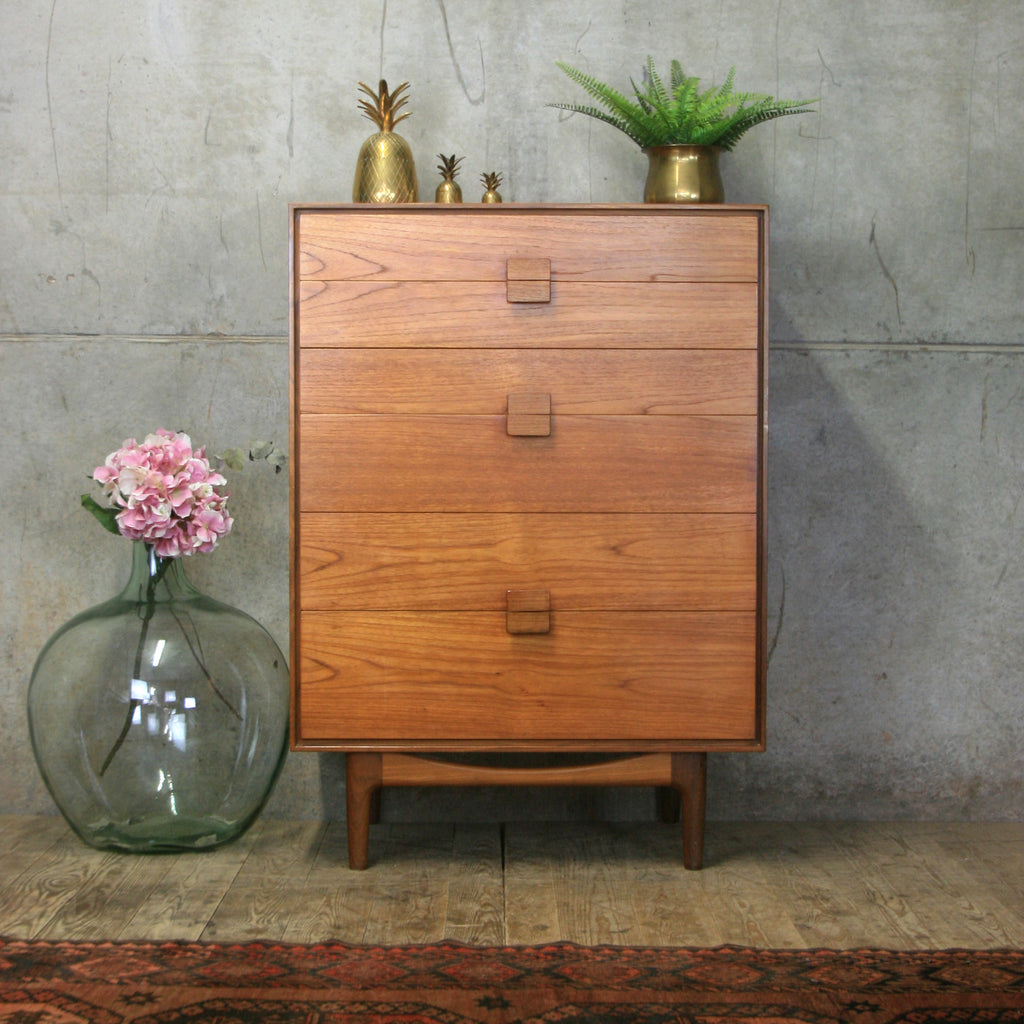 vintage_teak_kofod_larsen_g_plan_chest_of_drawers