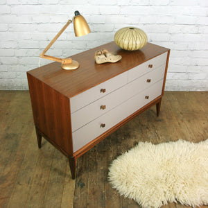 Vintage McIntosh Teak Chest of Drawers