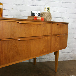 Vintage Austinsuite Teak Chest of Drawers