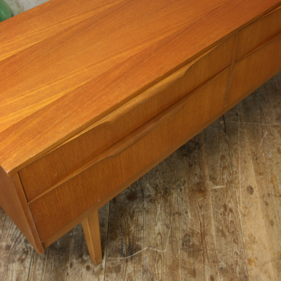 vintage_teak_mid_century_sideboard_chest_of_drawers