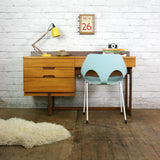 Small Vintage Uniflex Desk Dressing Table