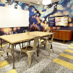 wework_london_interior_mustard_vintage_sideboard