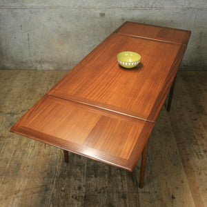 Mid Century Younger Fonseca Extending Dining Table #0712