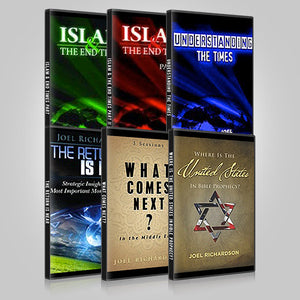 6 Teaching DVDs Special