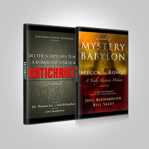 Mystery Babylon & Antichrist Debate Bundle