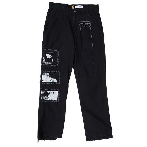 """Magnet Link Patch Pants"" Sample (30"" x 31"") - Goth des Garçons"
