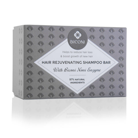 Men's Hair Rejuvenating Solid Shampoo|秀髮再生洗髮皂