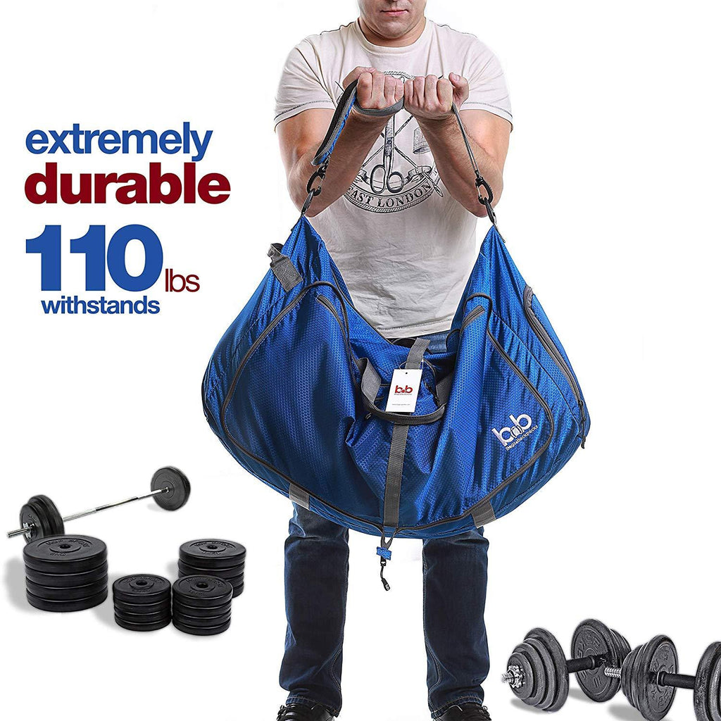 B&B 100L Extra Large Collapsible  Duffle Bag
