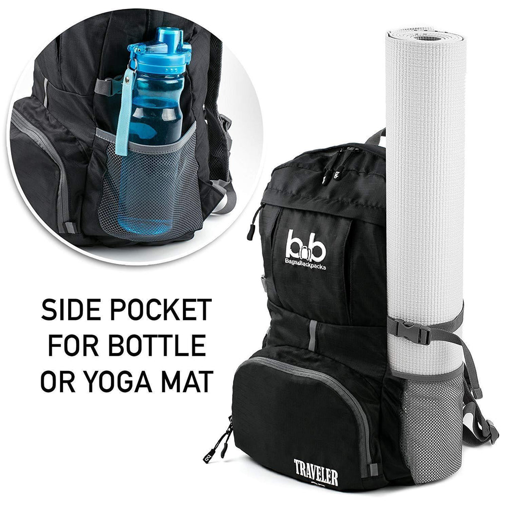 B&B Lightweight Foldable Backpack