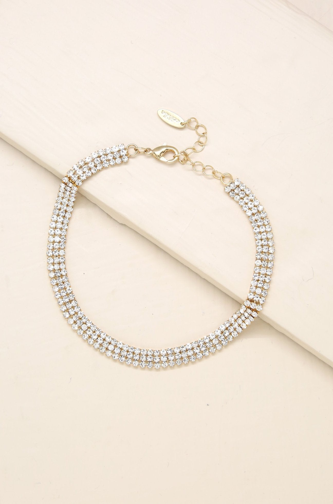 'Unexpected Sparkle' Anklet