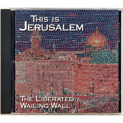This is Jerusalem!