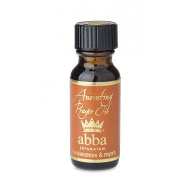Frankincense & Myrrh Anointing Oil