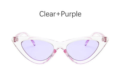 Cat Eye Shade Sunglasses