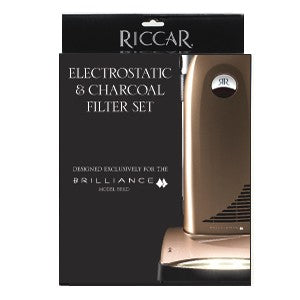 Riccar RF5D Brilliance Deluxe elctrostatic & charcoal filter set