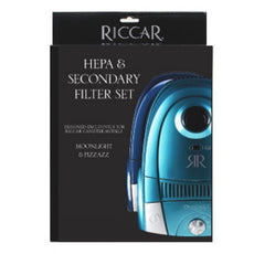 Riccar RF13 Moonlight & Pizzazz HEPA Filter Kit