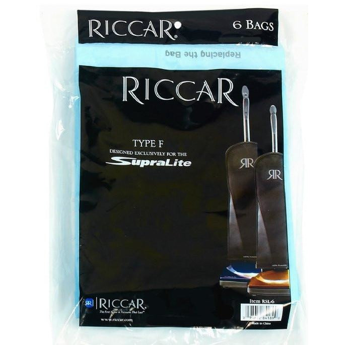 Riccar Type: F Genuine Clean Air Bags