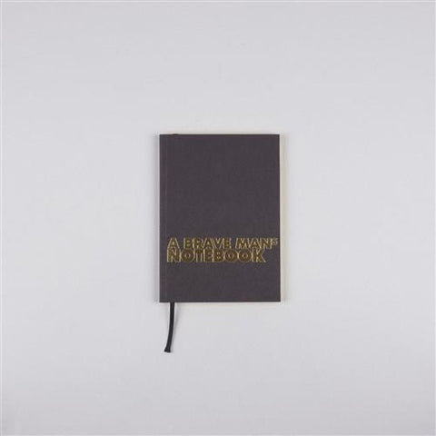 MINI NOTEBOOK BLACK