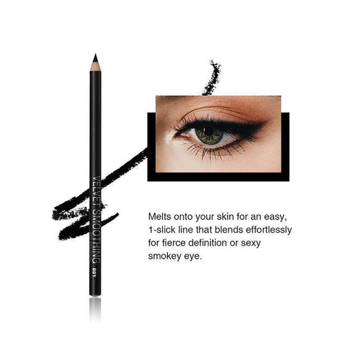 Black Eyeliner Pencil Makeup Waterproof