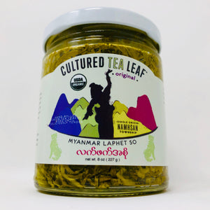 'Laphet So' USDA Certified Organic (No MSG, No Pesticides)