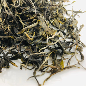 Hawaii Loa Volcanic Green Tea: Hamakua Coastal Cliff, spring 2019 vintage