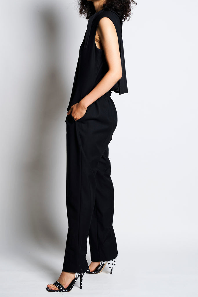 Bib Detailed Jumpsuit