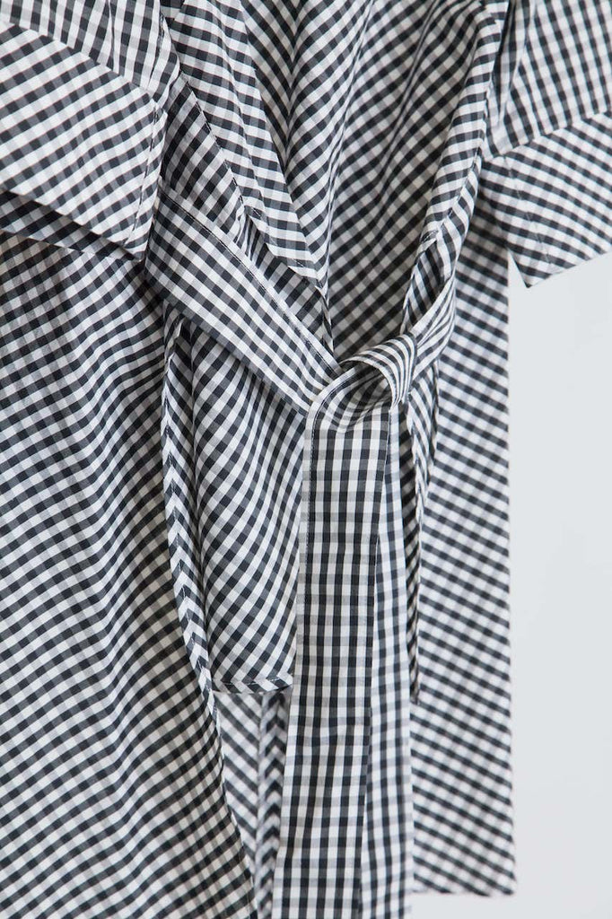 Gingham Mantle Shirt