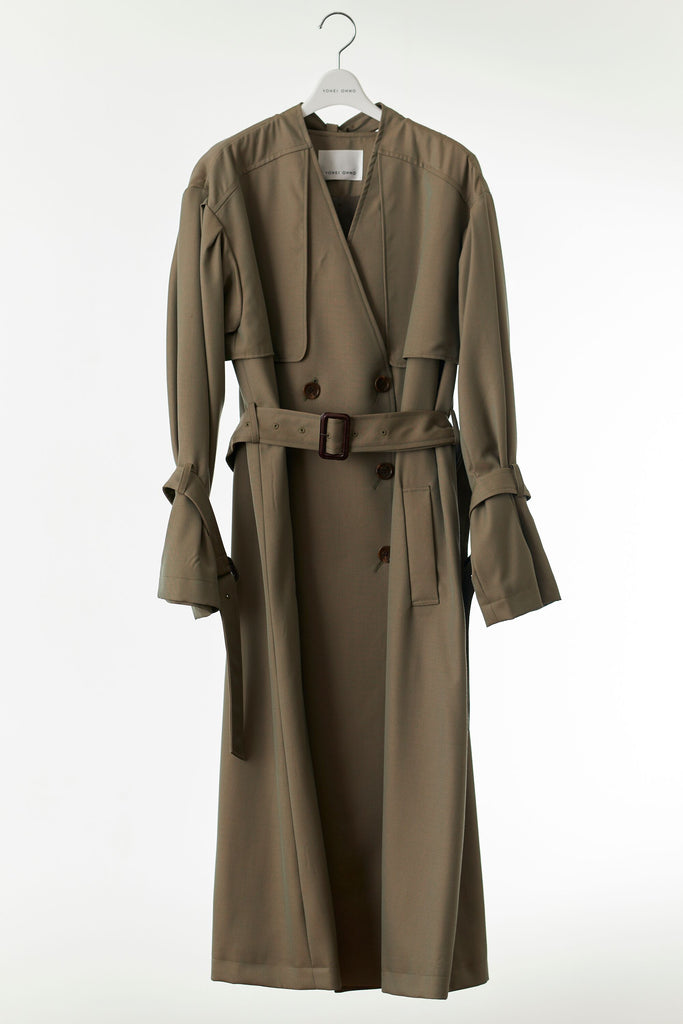 Back Ribbon Trench