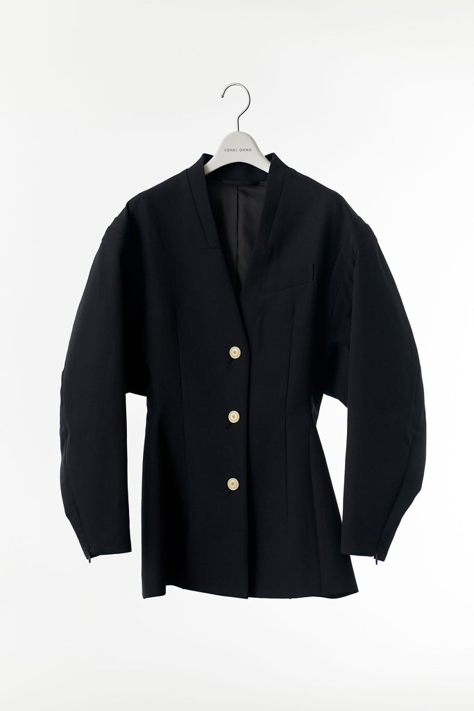 Round Sleeve Jacket