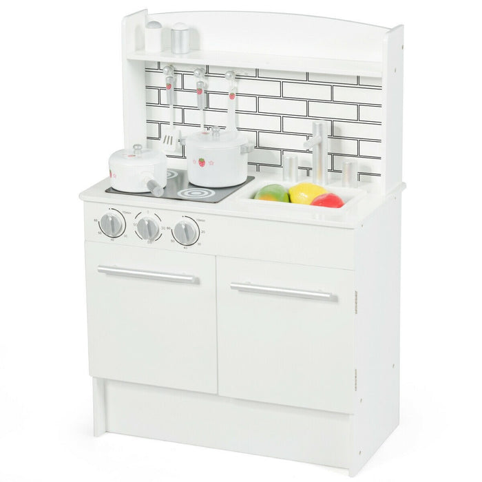 Play Kitchen Cooking Toy for Kids