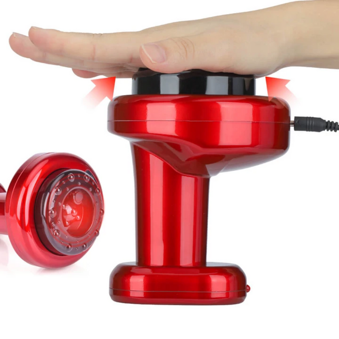 Electric Cupping Massage Suction Scraping Guasha Massager - beyondtheinfinity.com
