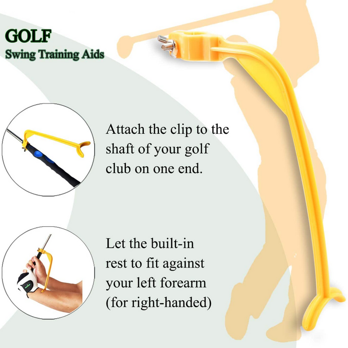 Golf Swing Trainer Alignment Aid - beyondtheinfinity.com