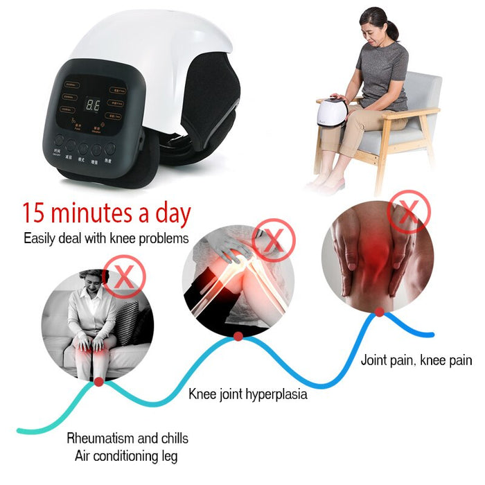 5 in 1 Electric Knee Compression Massager