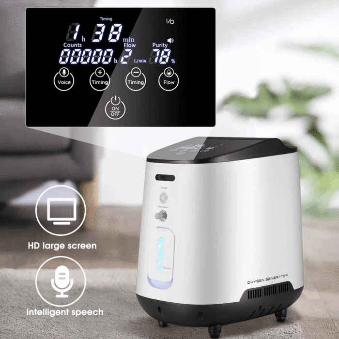 Home Oxygen Concentrator Machine -beyondtheinfinity.com