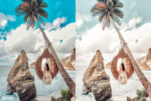 Load image into Gallery viewer, Tropical lightroom presets bali